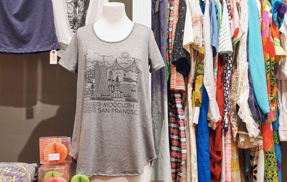 ModCloth is ditching a separate 'plus-size' section. See why their plus-size shoppers are cheering.