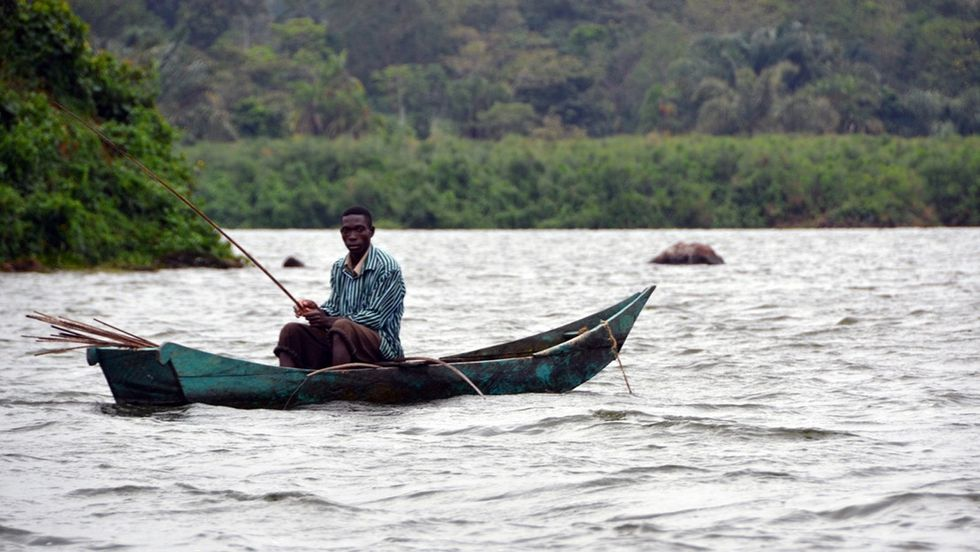 5,000 people drown in Lake Victoria each year. A single text message could help save them.