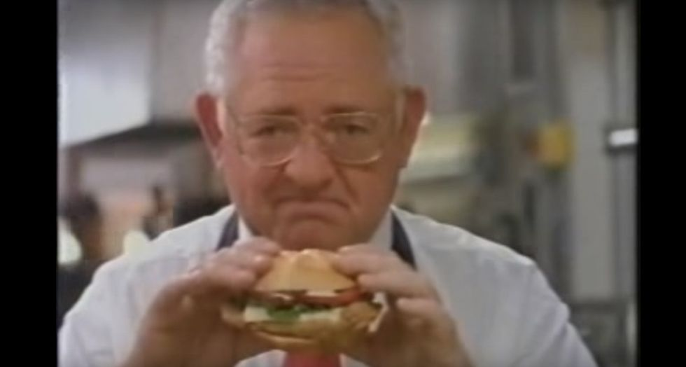 Why Dave Thomas quietly went back to school after his Wendy's success