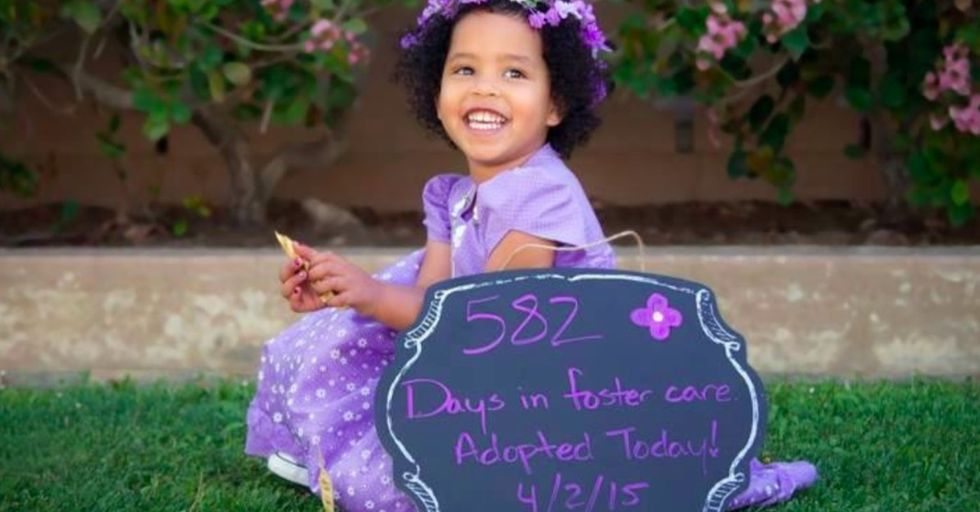 These adoption day photos bust myths about adopting from the foster system.