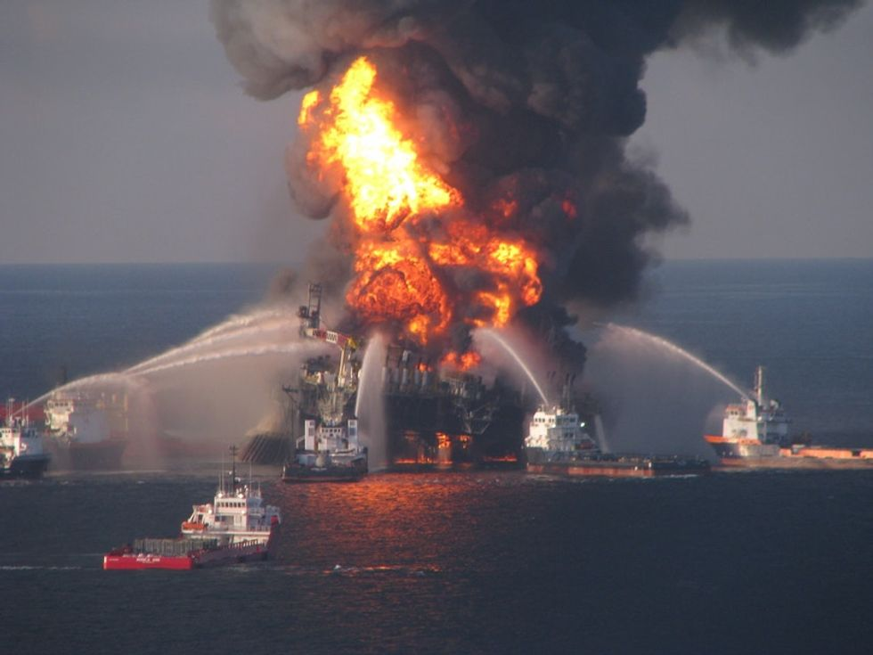 We can't undo the damage of the Deepwater Horizon disaster. But we can stop it from happening again.