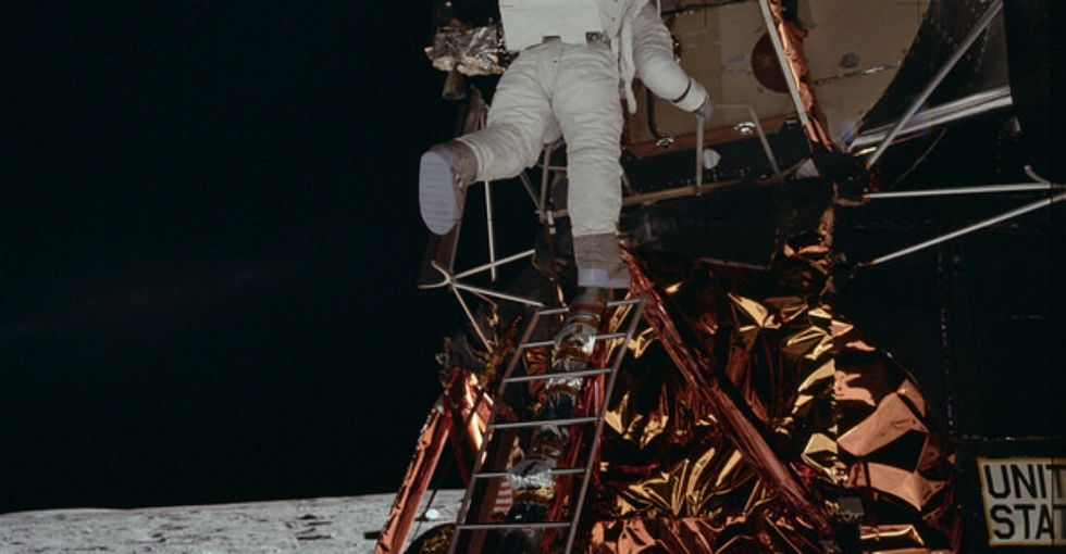 Over 8,000 photos taken by astronauts going to the moon just dropped. These 14 will get you started.