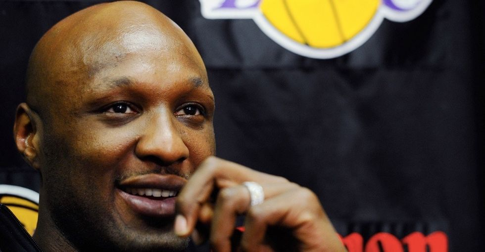 Lamar Odom is tragic proof that reality TV is not reality at all.