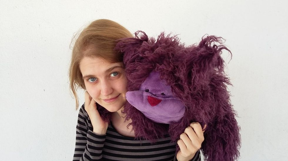 See the little monsters fighting mental health stigma. They're kinda cute too.