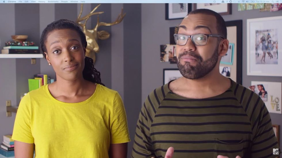 Watch these two deliver real talk on why the student loan game is rigged.