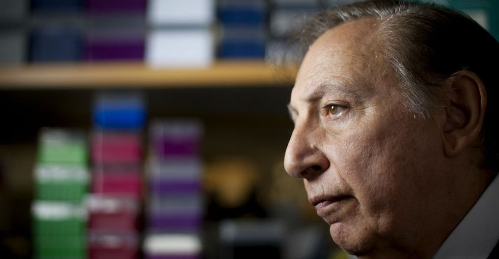 Meet the man behind a new HIV vaccine that could help end the virus for good.