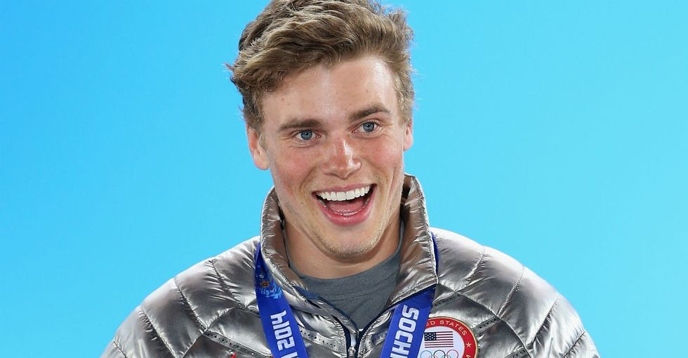 The Internet lost it (in a good way) after this Olympian came out as gay.
