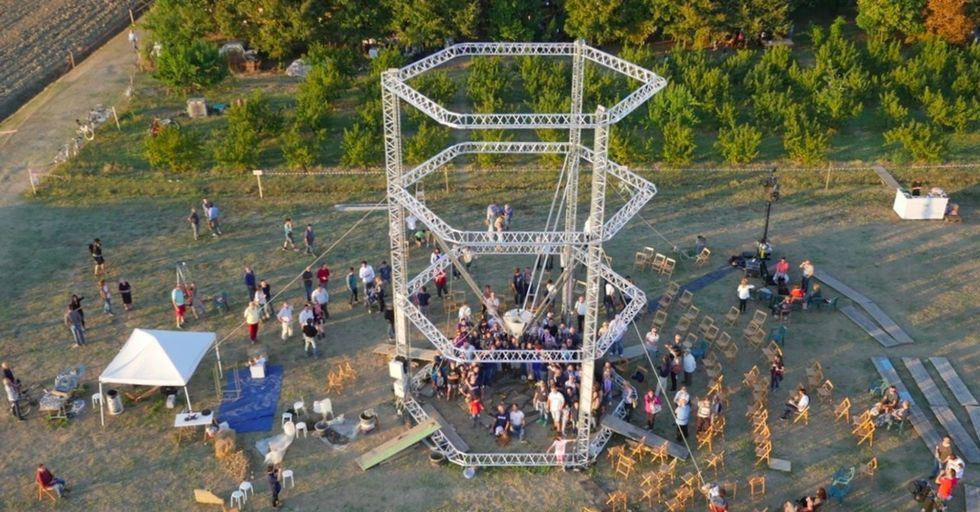 How the world's largest 3D printer could change housing and people's lives for the better.