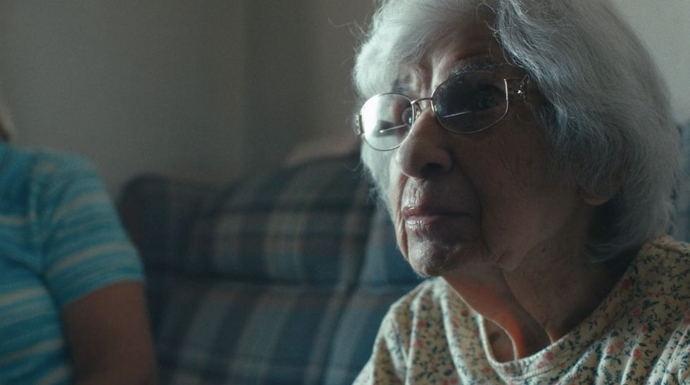 The heartbreaking reason this 98-year-old spends weekends shredding mail.