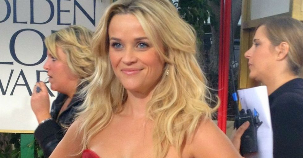 Listen to Reese Witherspoon voice a new PSA fighting climate change.