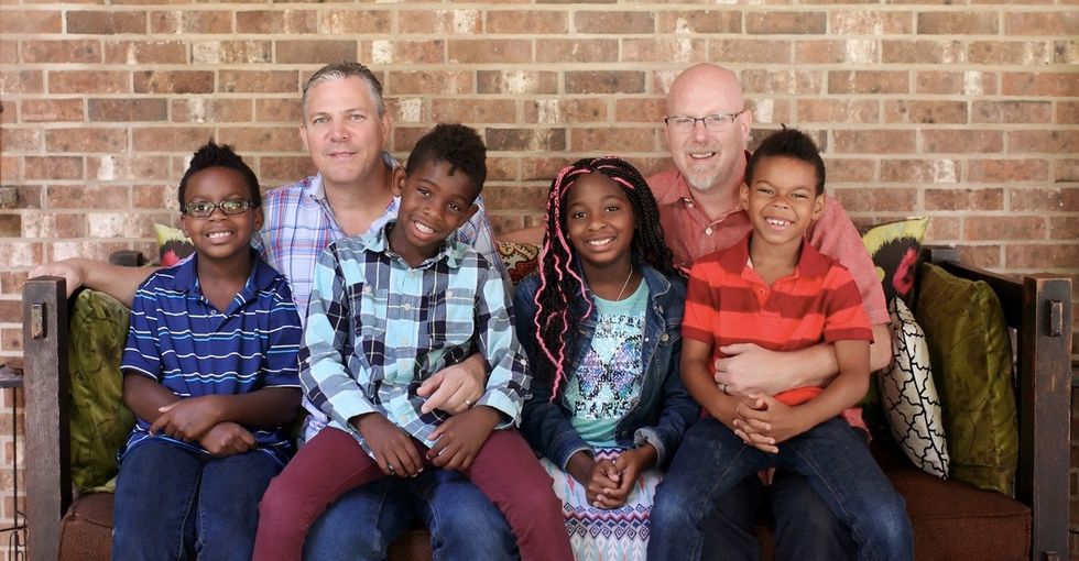 The incredible story you didn't hear about the gay dads featured in American Girl magazine.
