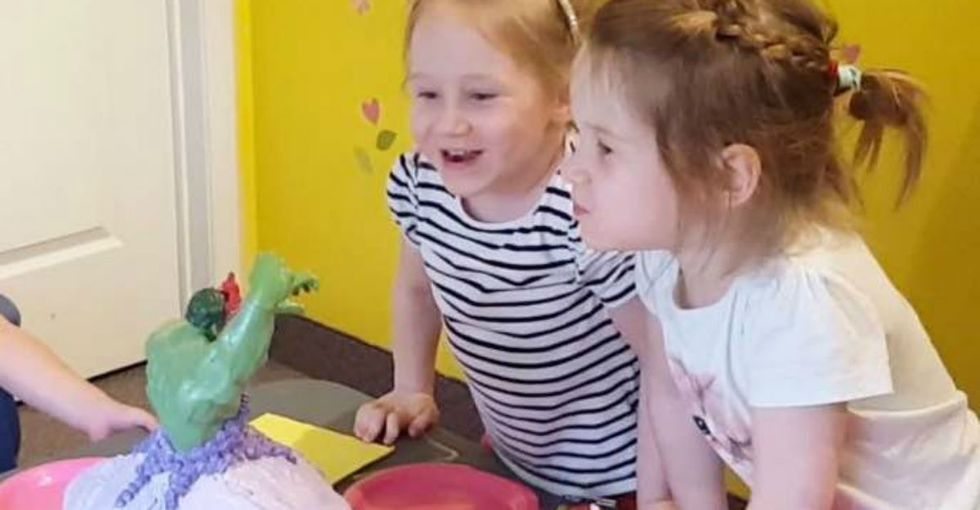 How 1 mom challenged a world of gender stereotypes with a single birthday cake
