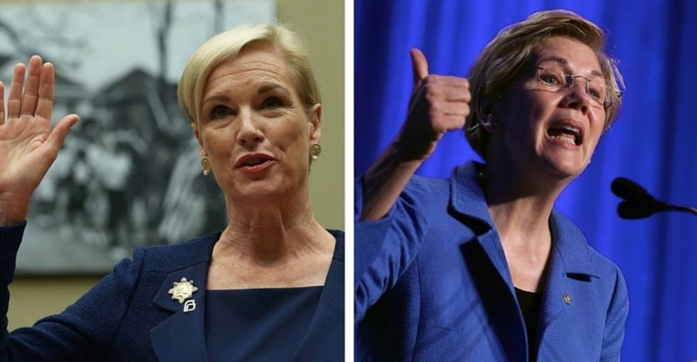 What 2 powerful women taught us this week about telling the truth.