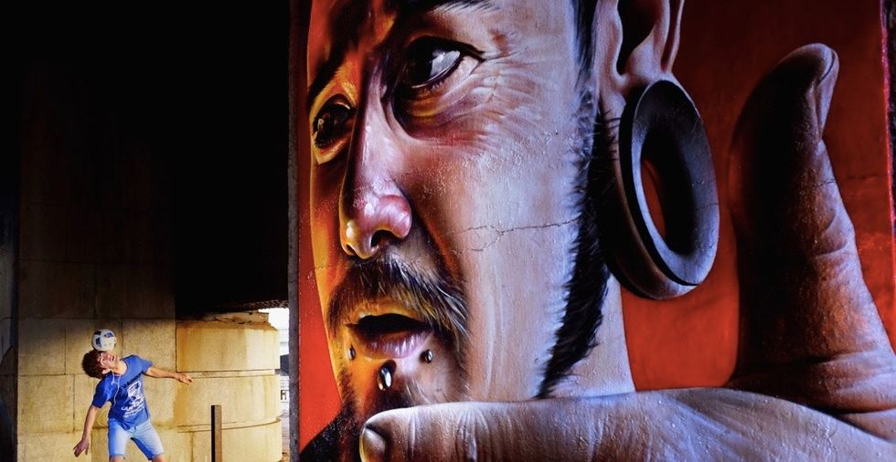 In 2008, this city decided to embrace street art. It was a beautiful decision.