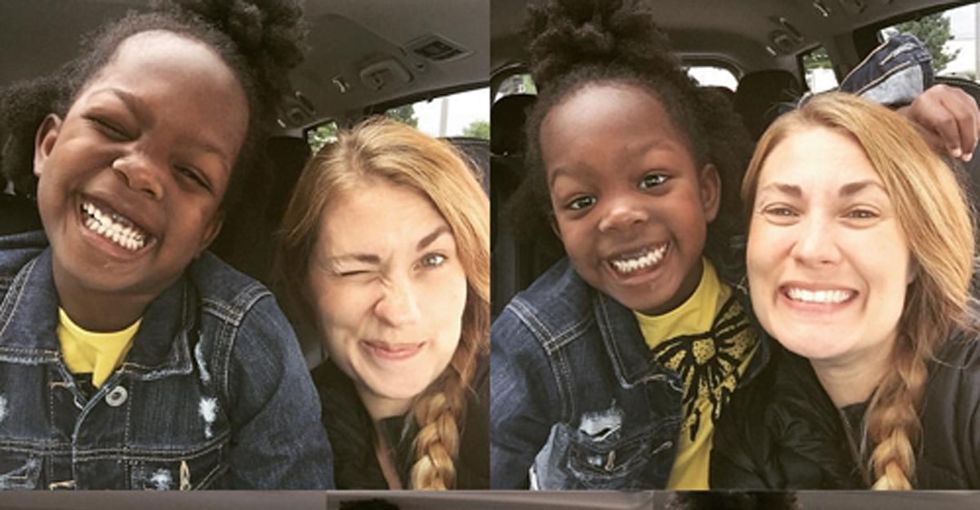 A mom's post about a Halloween costume is going viral on Facebook. Thank you, Target!