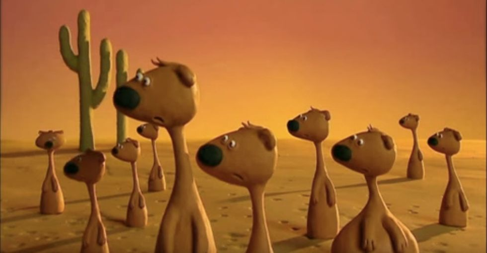 7 things humans can do to save the planet, as told by delightful claymation animals.