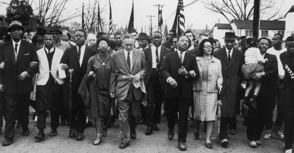 As a black man, this is what I'd tell Dr. King about race relations in America today.