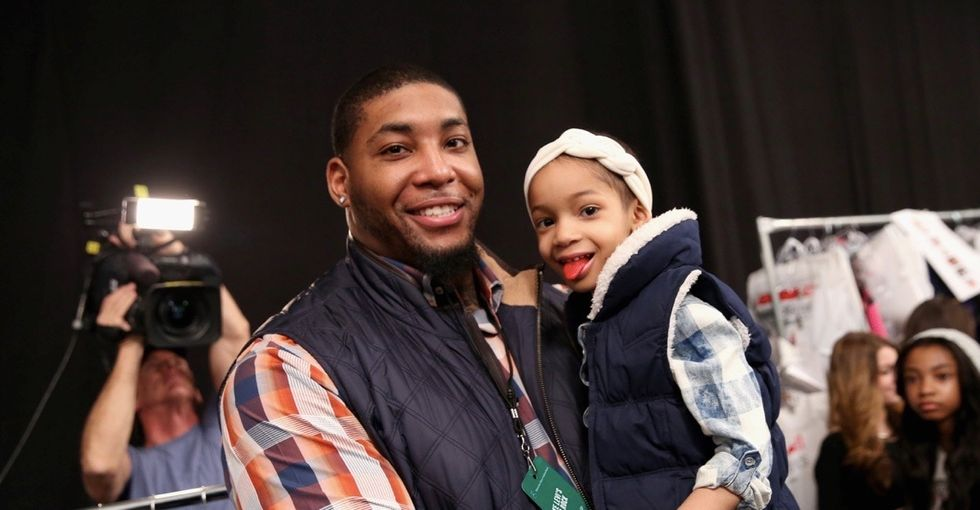 Devon Still's daughter is officially cancer-free, and social media helped in a big way.