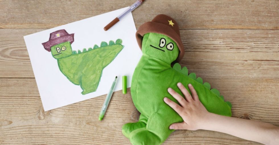 The cool reason why IKEA is turning kids' sketches into actual toys you can buy.