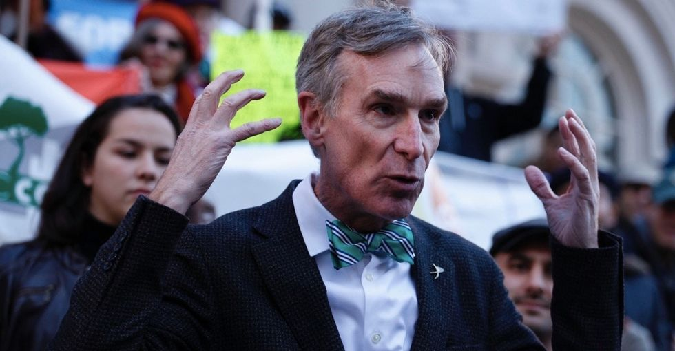 Bill Nye has a plan to make NASCAR better than ever. But can it work?