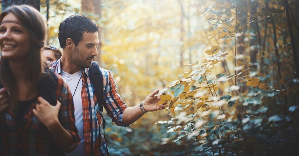 If you're super outdoorsy, this is the awesome way it's changing your brain.