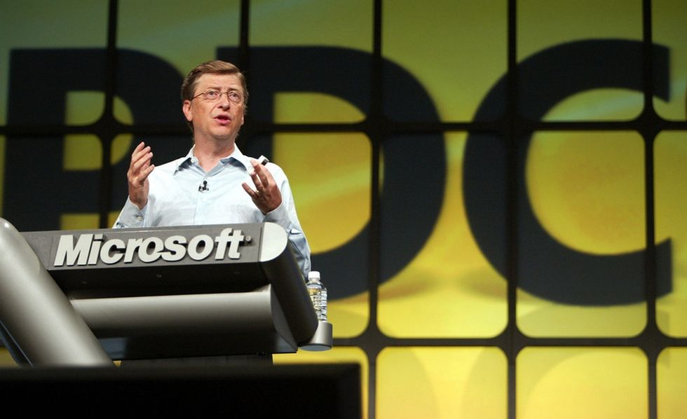 Bill Gates thinks the 1% should foot the bill for renewable energy, and he's offering the first $2B.