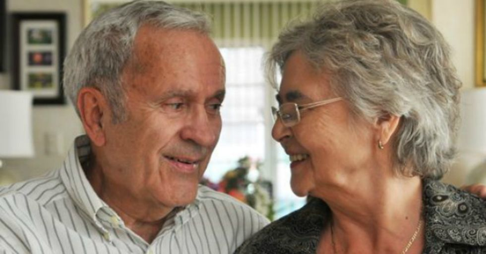 What dating at 80 can reveal about the delightfulness of life and being human.