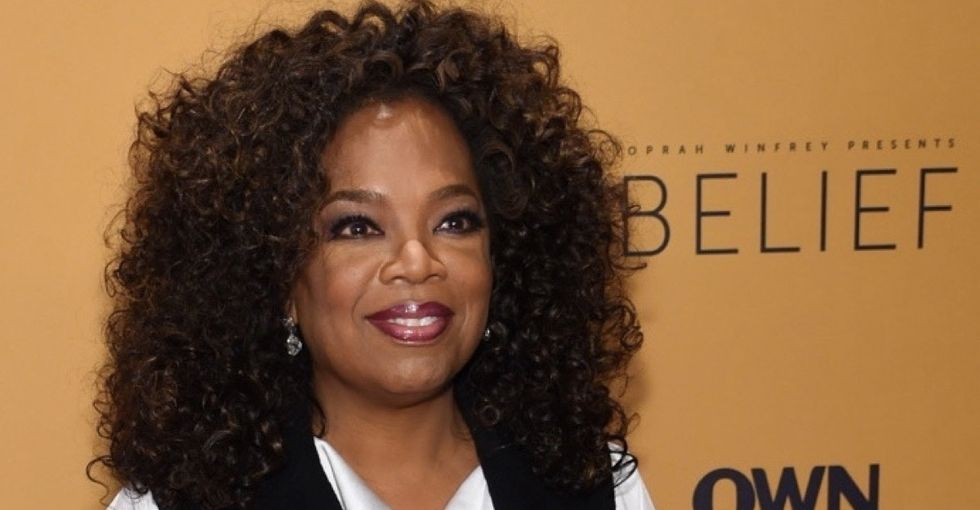 5 quotes from Oprah's new series that will inspire you and start your week off right.