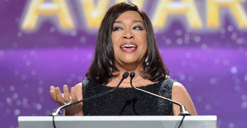 Shonda Rhimes just accepted a big award with zero fake humility, and it was awesome.