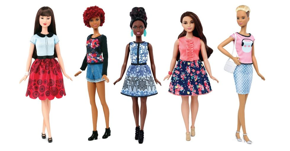 After 57 years, Barbie finally gets the makeover that really matters.