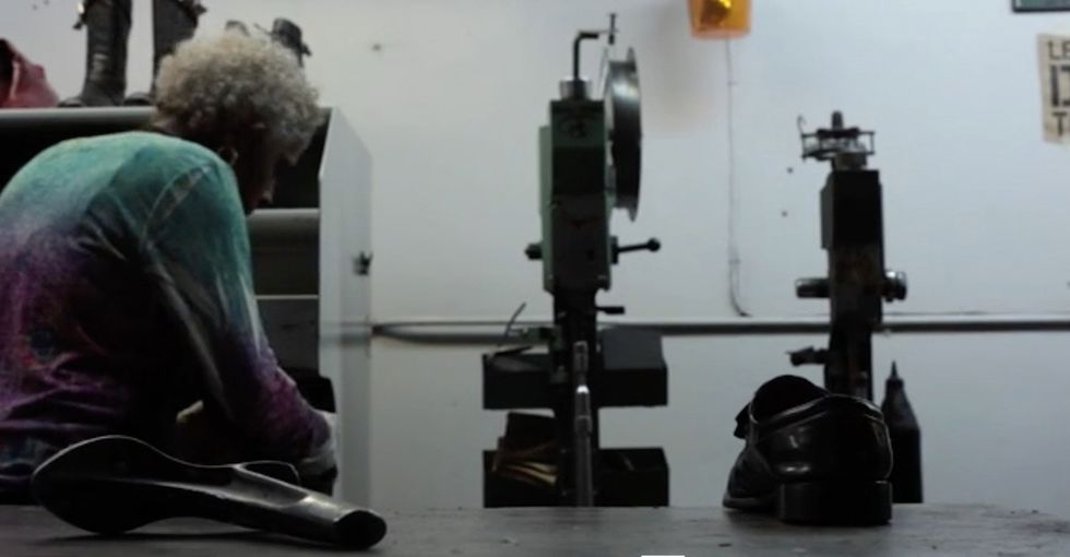 How a shoe repair shop bouncing back from tragedy can be a model for a new economy.