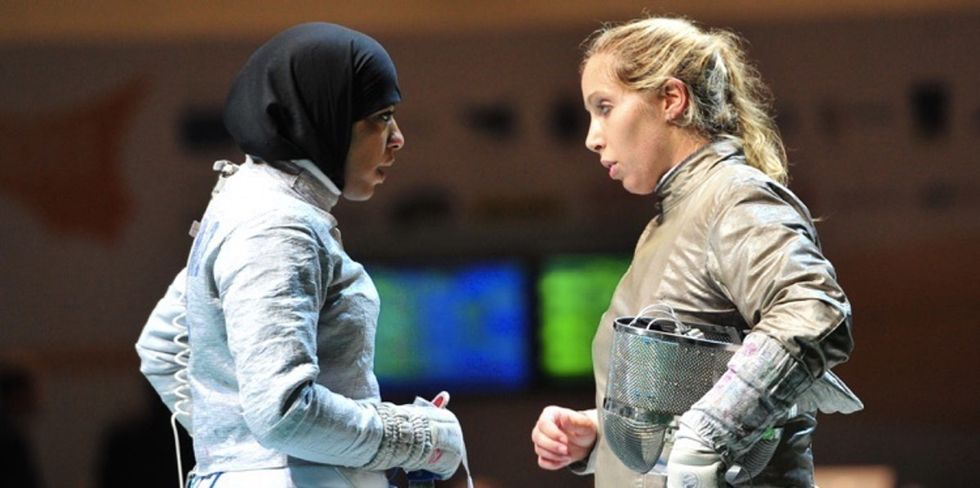 Why these 2 athletes made hijabs part of their uniforms.
