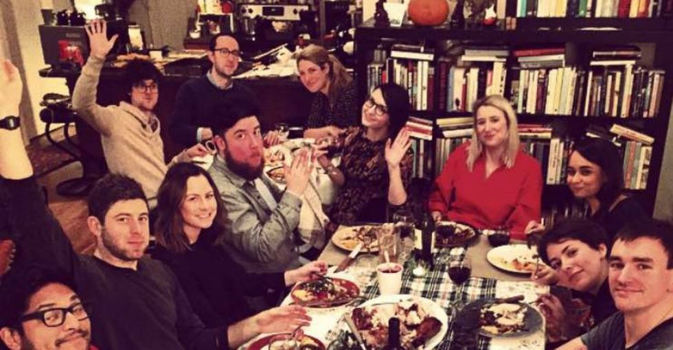 5 reasons why Friendsgiving is secretly the best fall holiday there is.