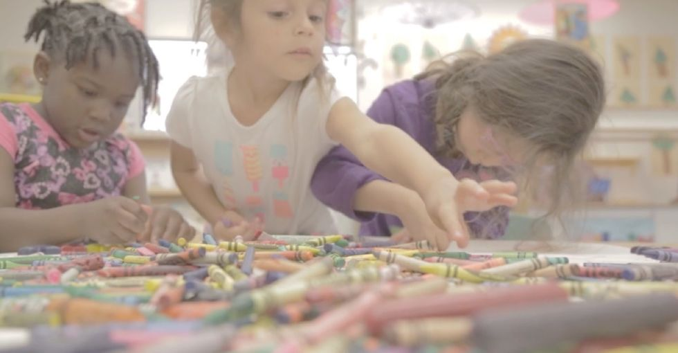 4 simple but awesome ways a mom uses old crayons to improve the world.