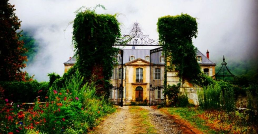 This castle is something to behold, but its renovation is so much more than merely beautiful.