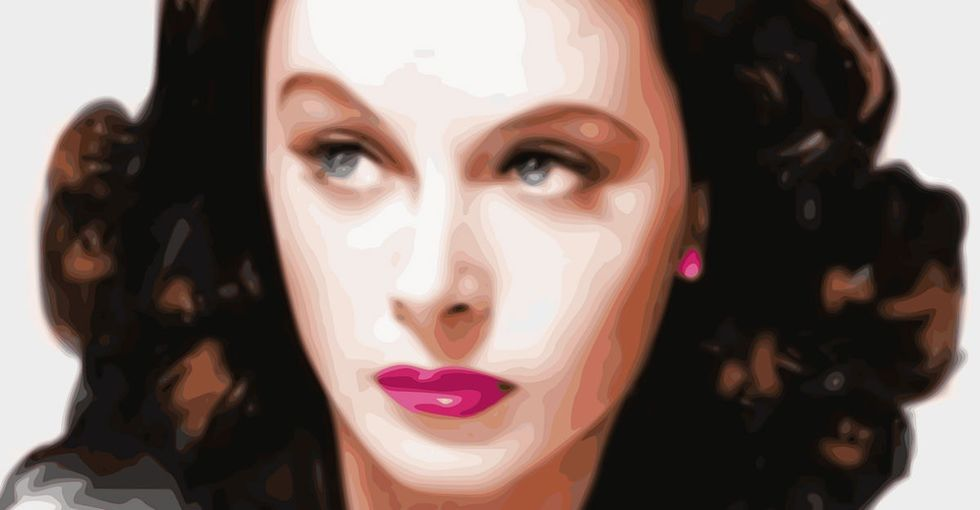 Some know Hedy Lamarr from her Hollywood days. Everyone should know what she invented.