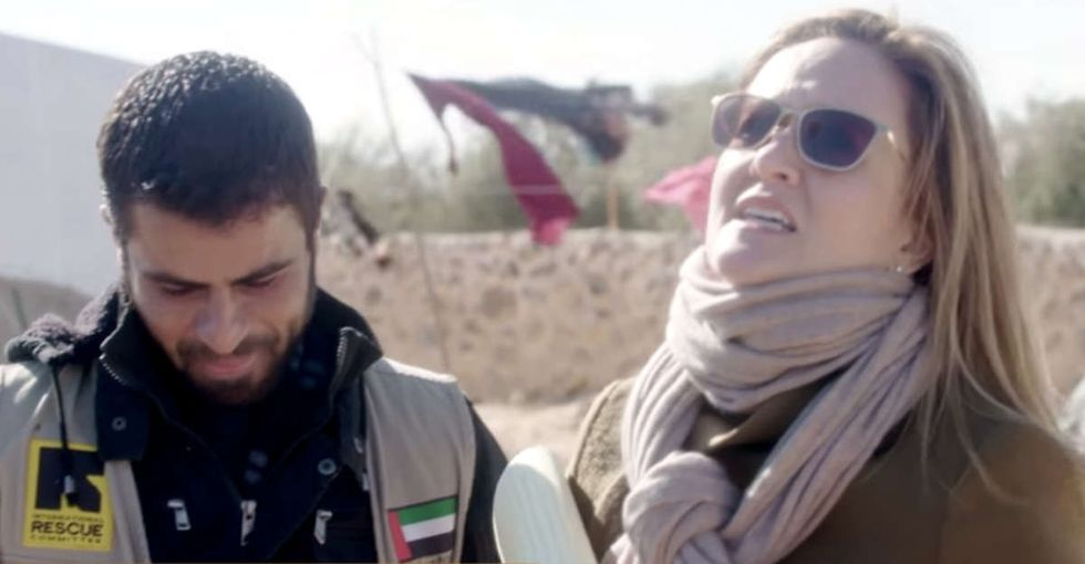 Samantha Bee asked Syrian refugees what they think about ISIS. They answered.