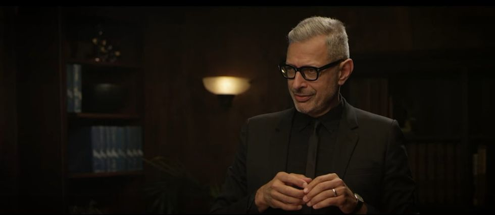 This video sums up what we all want to tell big pollution and delivers it as only Jeff Goldblum can.