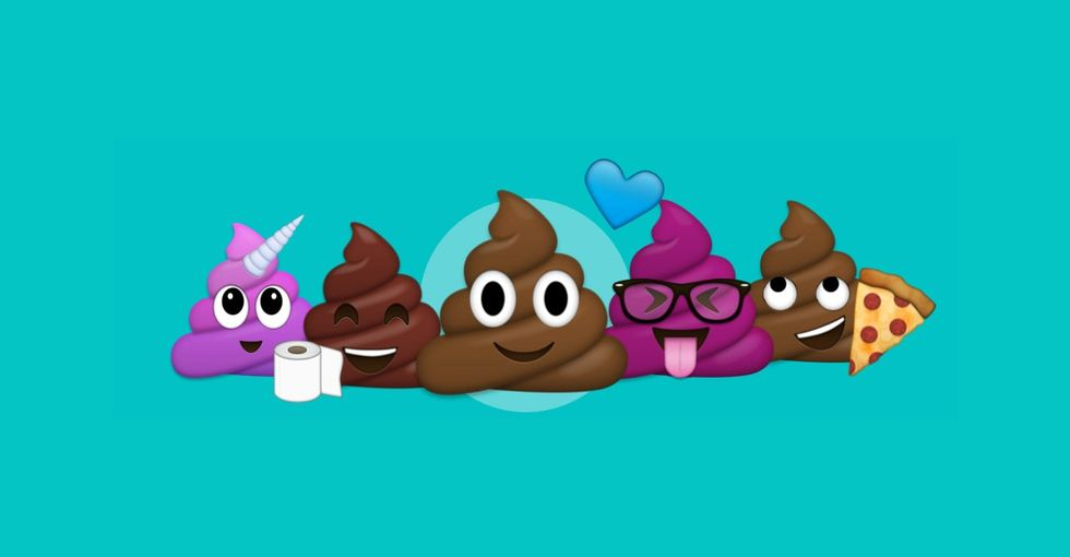 A pile of poop (emoji) can actually save people's lives. Check this app out.