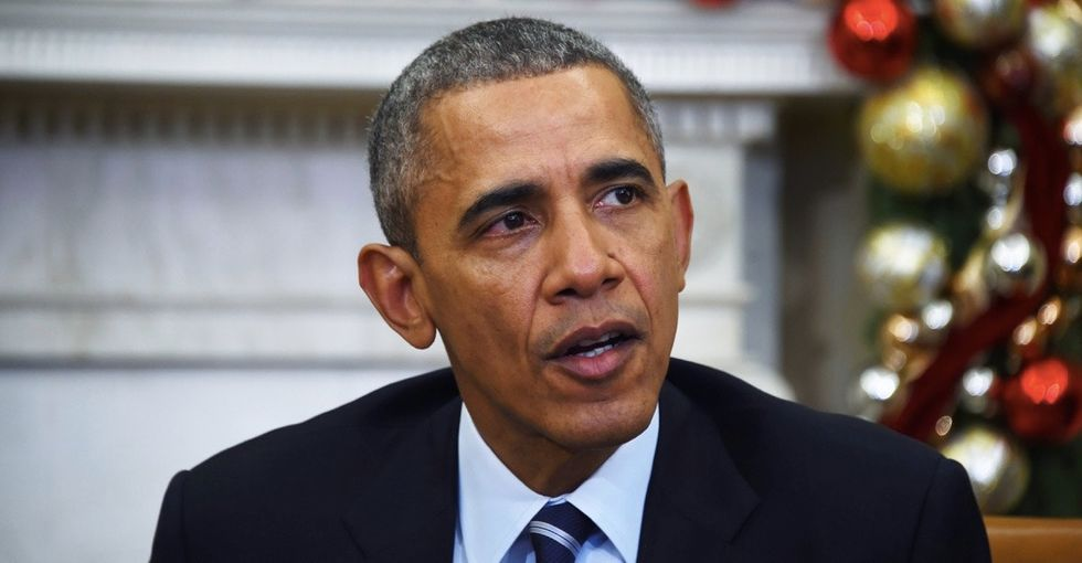 A supercut of Obama's response to mass shootings shows just how routine this has become.