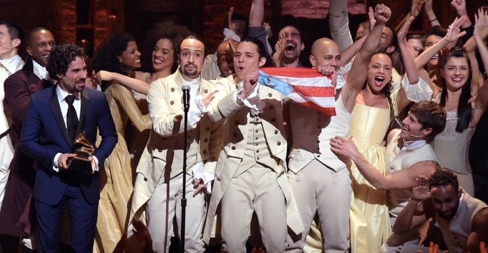 3 lessons Broadway shows like 'Hamilton' can teach Hollywood.