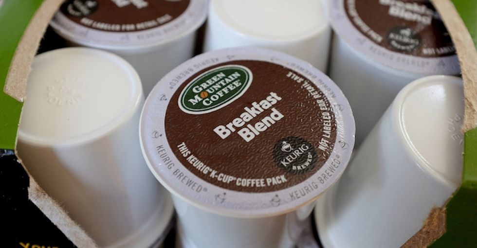 A city in Germany wants you to abandon your single-serve coffee cups.