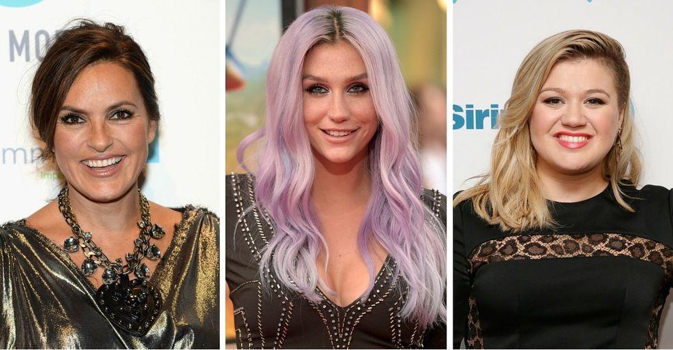 Mariska Hargitay just sent a powerful message of support to Kesha.