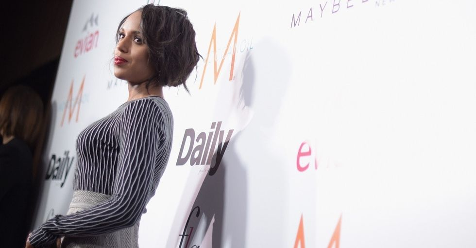 Responding to a Photoshop fail, Kerry Washington embraces nuance and conflict.