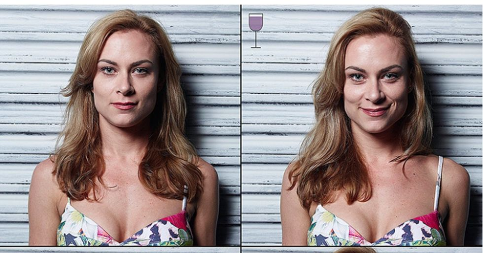 What happens after drinking 1, 2, and 3 glasses of wine? 19 viral photos tell all.