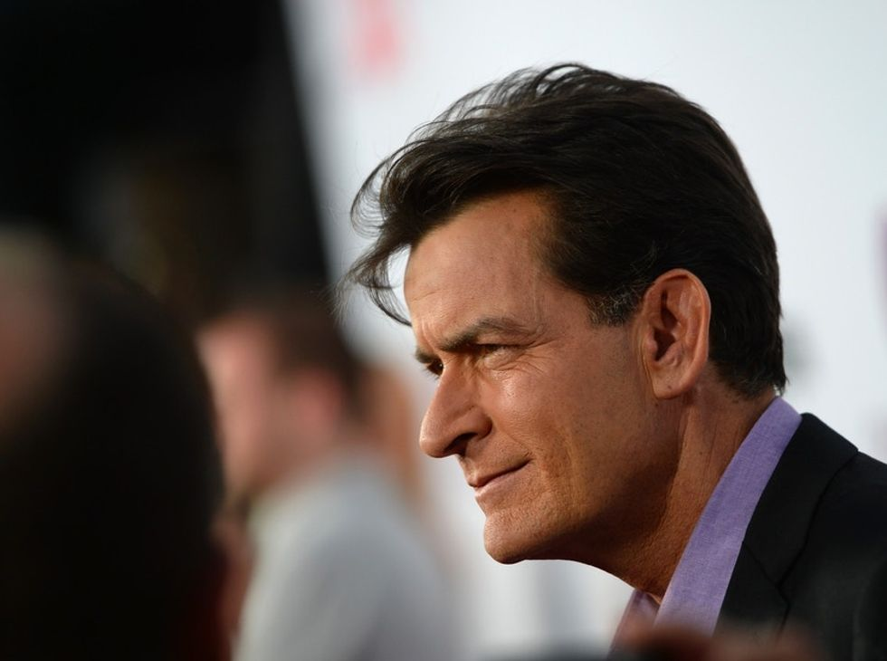 Many folks with HIV stay silent about their status. The reaction to Charlie Sheen's story shows why.
