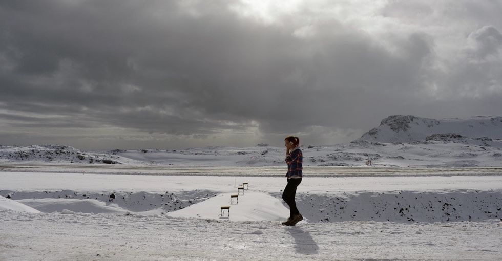 A crew of 78 women is headed to Antarctica for bigger reasons than research.