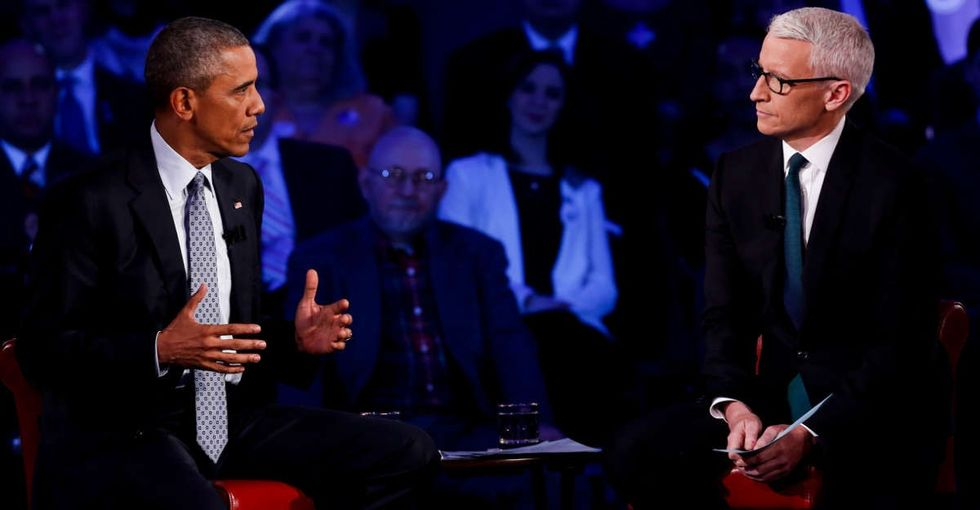 Obama gets real about his gun plans. People on both sides of the debate should listen.
