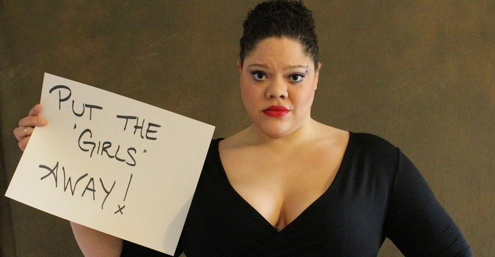 Body positive: 9 women wearing what they want and pushing back against harmful advice.