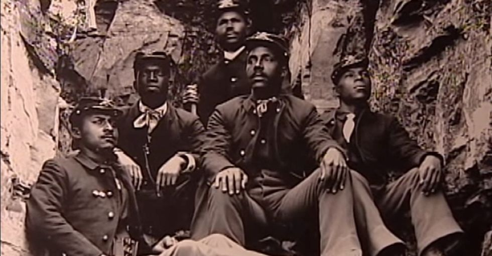 The black soldiers who biked 2,000 miles over the mountains and out of American history.